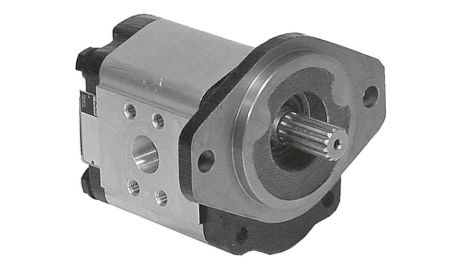 Pgp 505 2cc Parker Gear Pump Dowty Buy Online Hydraulic