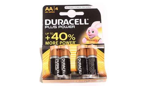 Picture of Duracell Batteries
