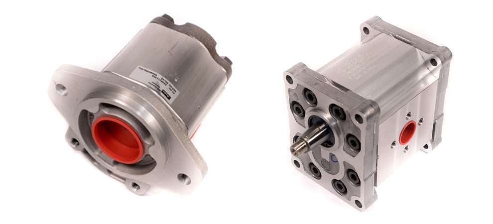 Picture of Hydraulic Pump Installation Guide