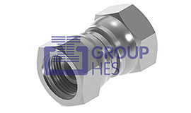 Picture of BSP FEMALE x BSP FEMALE Hydraulic Adaptors