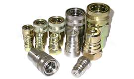 Picture of Male Standard ISO A Quick Release Couplings