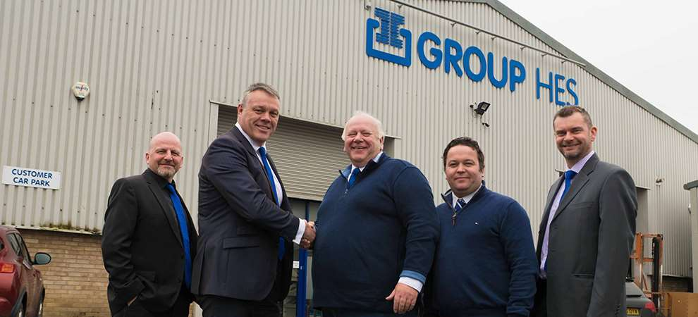 Picture of NEWS: WABCO announce distribution agreement with HES Tractec