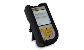 Picture of Webtec HPM4000 - Hand-held Readout and Data Logger