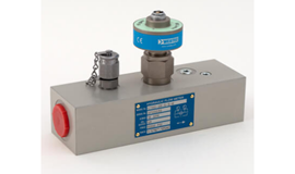 Picture of Webtec CT Series - Turbine Flow Meters